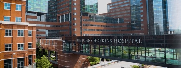 Johns Hopkins Hospital Bridge