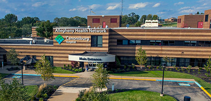 image of Canonsburg Hospital