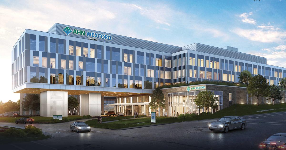Wexford Hospital Allegheny Health Network
